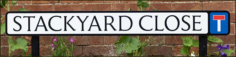 Stackyard Close