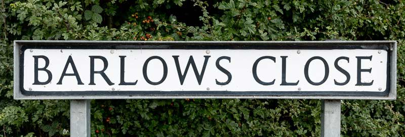 Barlows Close