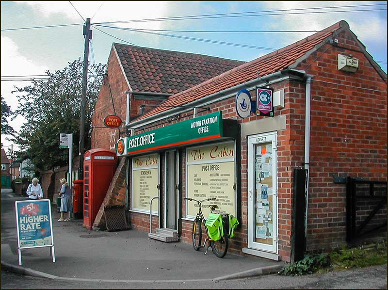 'The Cabin' shop and Post Office (2006)