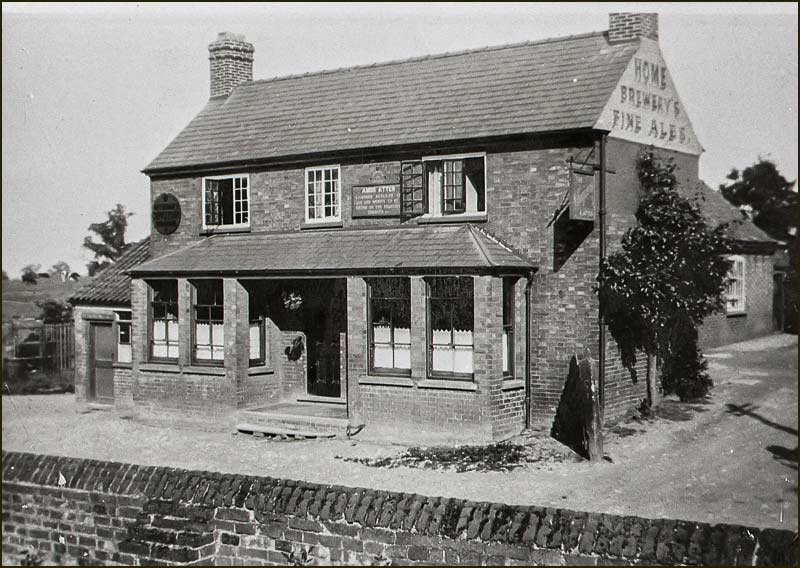 Chequers Inn. Landlord: Amos Atter