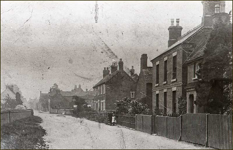 The Croft a hundred years ago