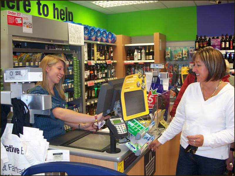 Shopping at the Co-Op (2008)