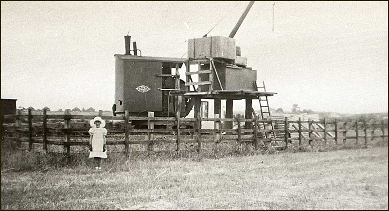 Gotham Company steam crane